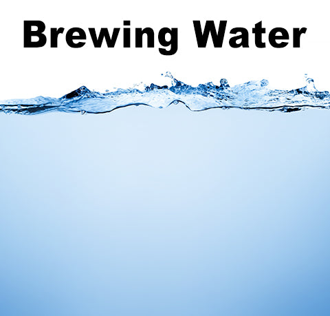 Brewing Water, What Is The Best Water To Use?