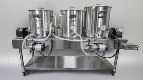 Herms Electric Brewery Electric Brewing Systems Electric