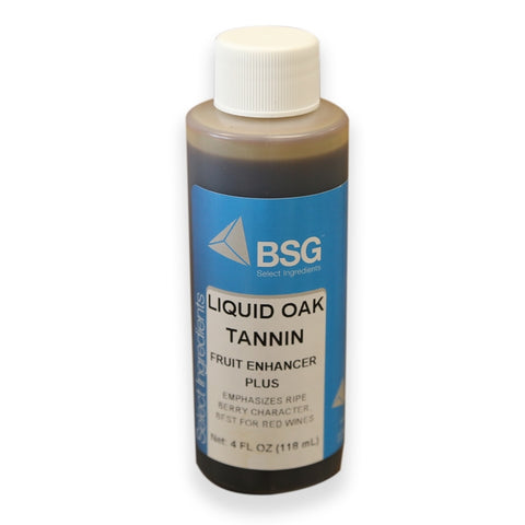 Liquid Tannin Fruit Enhancer