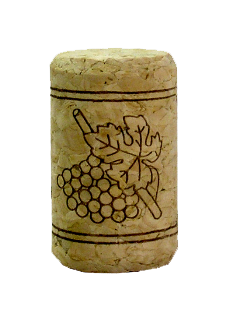 #9 x 1 1/2 First Quality Straight Wine Corks
