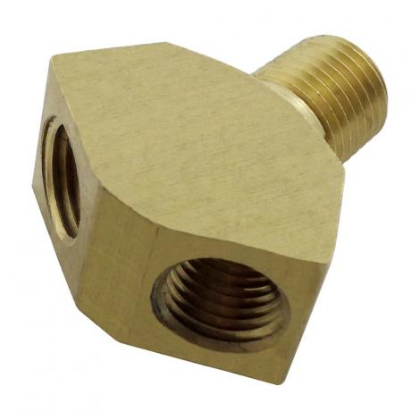 Wye Splitter Fitting 1/4""
