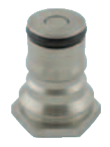 Ball Lock T Plug Liquid JW
