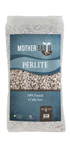 #3 Mother Earth Perlite 4 Cubic Feet