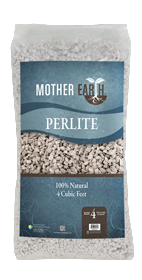 #4 Mother Earth Perlite 4 Cubic Feet