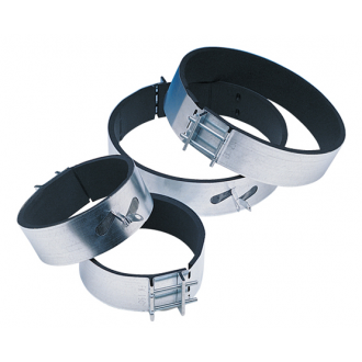 Ideal-Air Noise Reduction Clamps