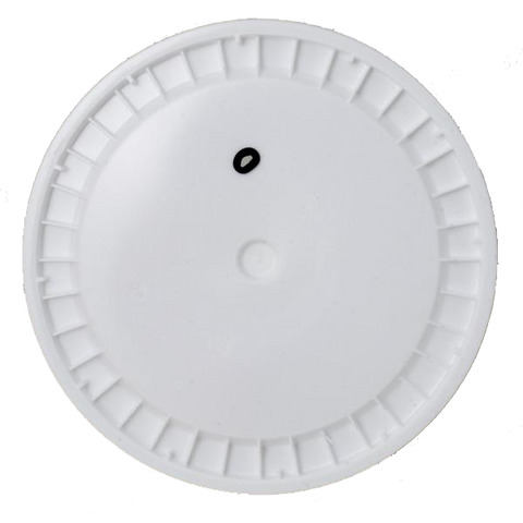 6.5 Gallon Ale Pale Grometted Lid