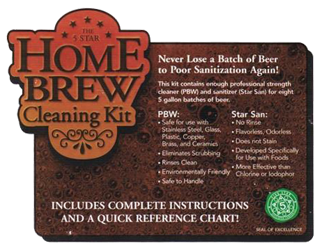 Homebrew Cleaning Kit