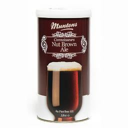 Muntons Connoisseurs Range Nut Brown Ale