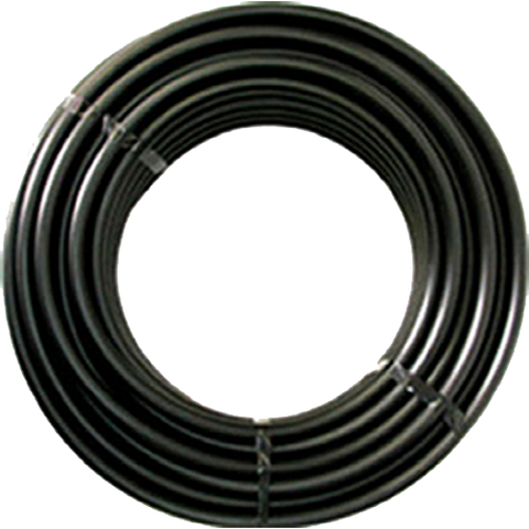 1/2 Inch POLY Tubing - 1 Foot
