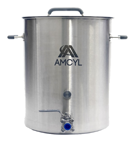 AMCYL 10 and 15 Gallon Brew Kettles