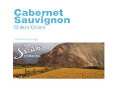 Chilean Cabernet Sauvignon Labels