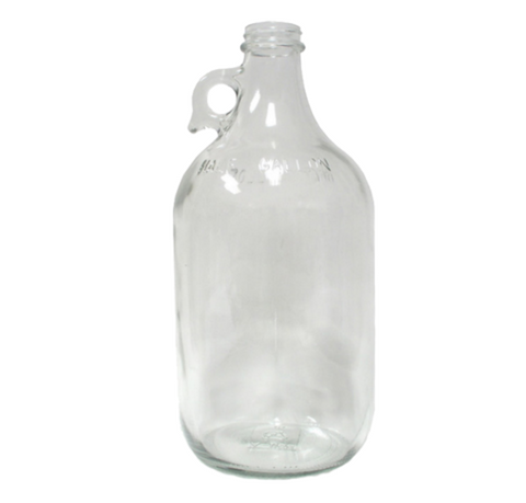 1/2 Gallon Clear Jug