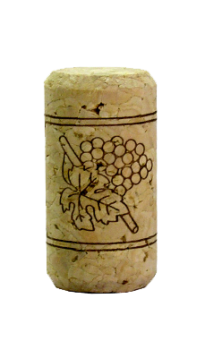 #9 x 1 3/4 First Quality Straight Wine Corks