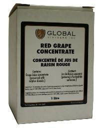 Red Grape Wine Concentrate