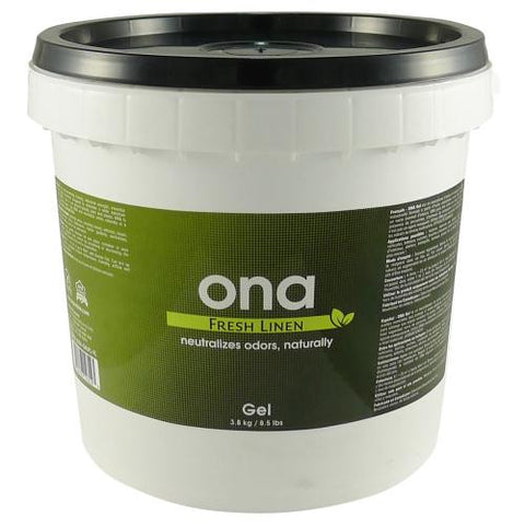Ona-Gel Fresh Linen (for Breeze) Gallon