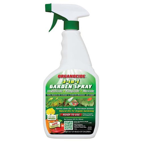Organocide Spray 24 oz
