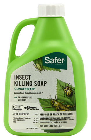 Insect Killing Soap Concentrate