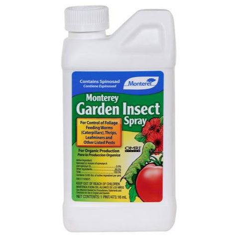 Insect Spray with Spinosad Pint