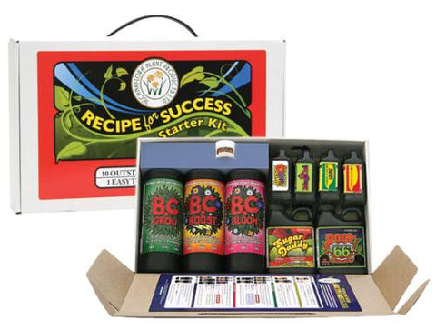 Technaflora® Recipe For Success Kit™