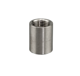 "Coupler Full 1/2"" Stainless Steel"