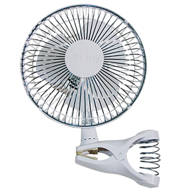 Air King 6 Inch Clip On Fan
