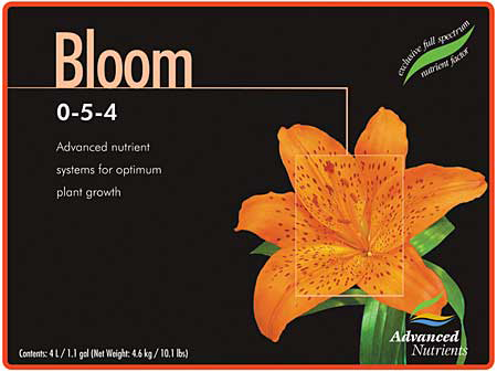 Advanced Nutrients Bloom 500 ml
