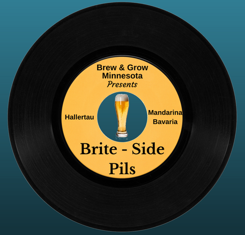 Brite-Side Pils Brewing Extract Kit