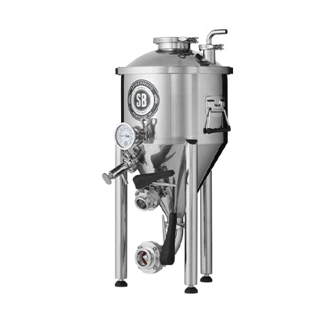 Conical Fermenter Unitank CF5 Spike Brewing