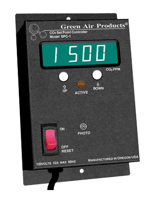 CO2 Set Point Controller Model SPC-1