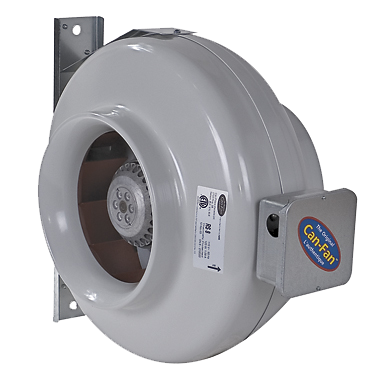 Can Fan 8 Inch High Output