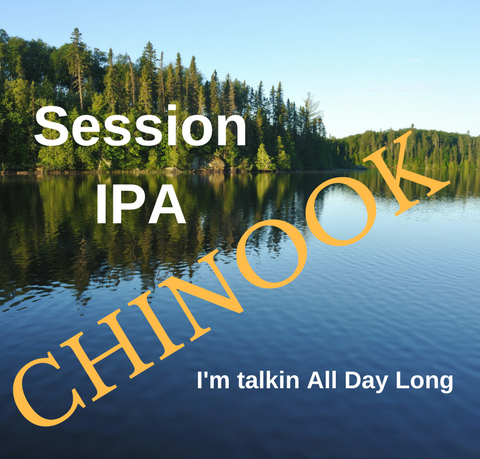 Chinook Session IPA Extract with Grains Kit
