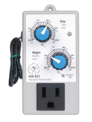 Day & Night Temperature Control