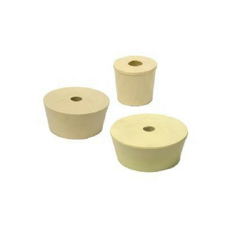 Drilled Stoppers - various sizes