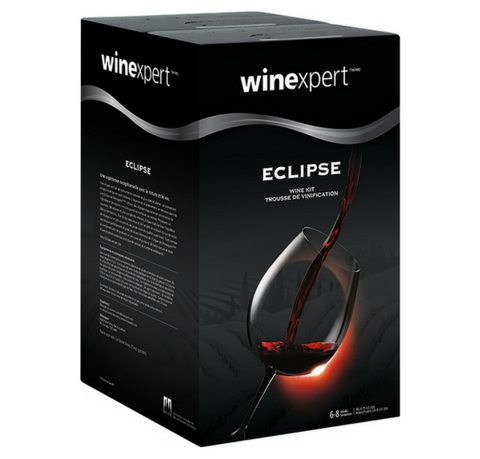 Winexpert Eclipse Barossa Valley Shiraz w/ grape skins