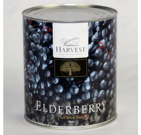 Vintner's Harvest Elderberry Wine Base