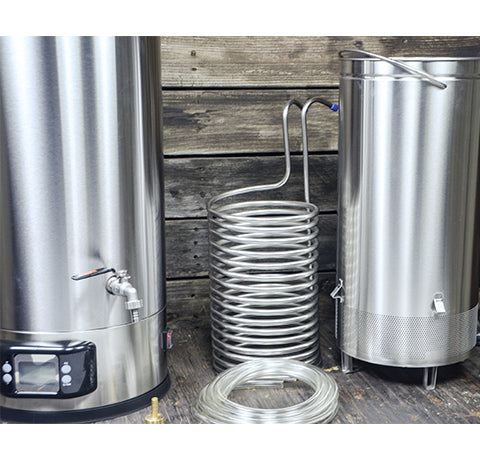 Anvil Foundry 10.5 Gallon Electric Brewing System