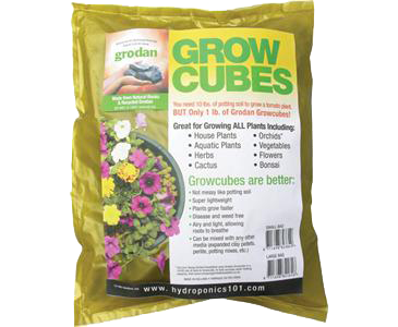 Grodan Growcubes - Large