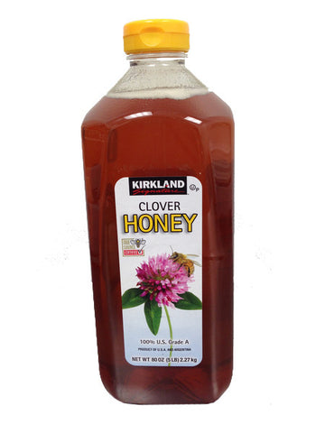 Kirkland Clover Honey - 5 lb