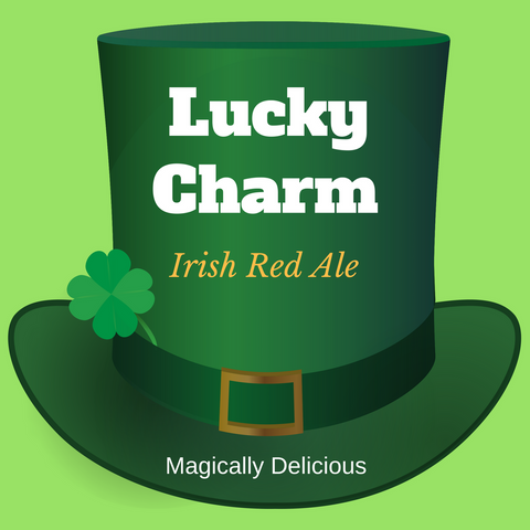 Lucky Charm Irish Red Ale Extract Kit with Specialty Grains