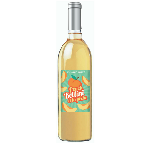 Island Mist Peach Bellini Limited Seasonal Release