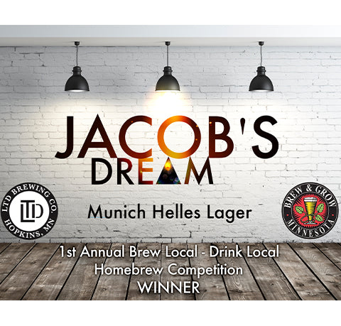All Grain Kit Jacob's Dream Munich Helles