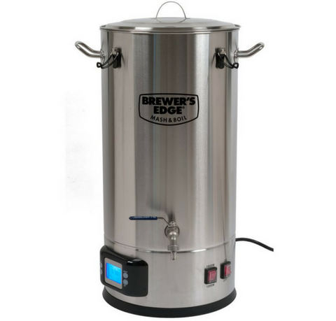 Brewers Edge Mash and Boil Electric Brewing System
