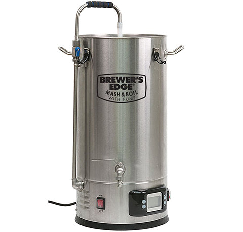 Brewers Edge Mash & Boil w/Pump Electric Brewing System