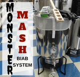 The Monster Mash Brew in a Bag System