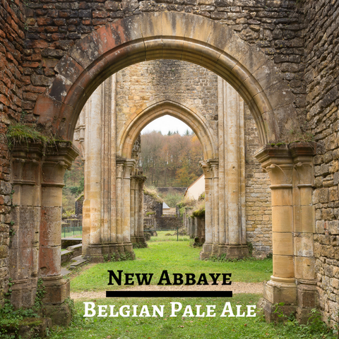 New Abbaye Belgian Pale Ale All Grain Kit
