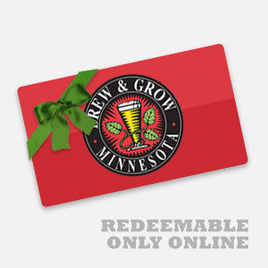 E-Gift Card - Redeemable Only Online