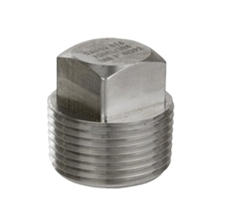 "1/2"" NPT Stainless Plug Spike Brewing"