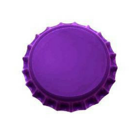 Purple Bottle Cap
