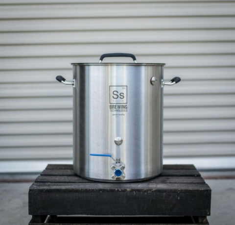 10 Gallon Brew Kettle SS Brewtech