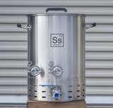 10 Gallon Brew Kettle Brewmaster Edition SS Brewtech